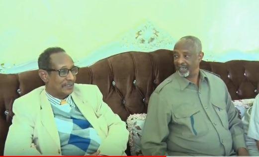 DAAWOMadaxweynihii Hore Ee Somaliland Daahir Rayaale Oo Dalka si weyn Loogu Soo Dhaweeyey + Arimaha Socodalkiisa Oo Uu Sheegay.