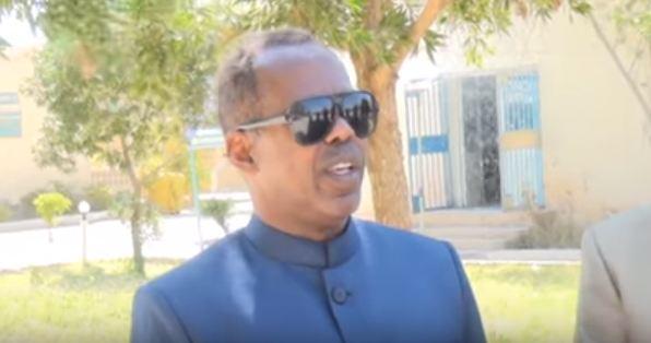Daawo: Orodyahan Jaamac Karaaciin oo Booqday Jaamacadda Burco iyo Naadiga Halkaraan