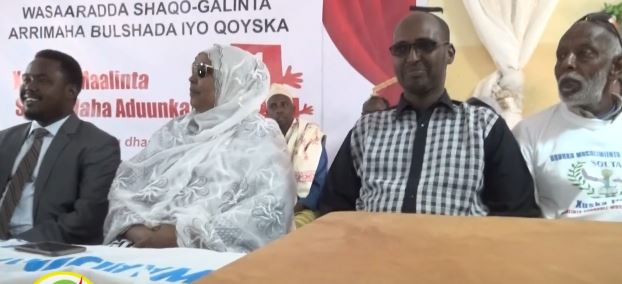 Hargaysa:-Maalinta Shaqaalaha Somaliland Oo Lagu Xusay Magalada Hargaysa Iyo Weedhihi Laga Jeediyay