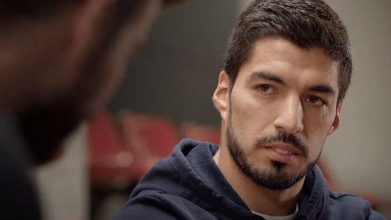 Luis Suarez: