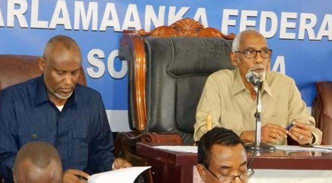 Somalia:- Khilaafka guddoonka Golaha Shacabka Soomaaliya oo wali taagan.