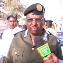 Daawo:Taliyaha Ciidamada Booliska Somaliland Oo Ka Hadley Hawl Ciidamada Boolisku Ka Sameyeen Caasimada Hargeysa + Digniin Adag-na Diray.