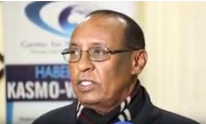 DAAWO Gudoomiyihii Hore Ee Baanka Somaliland Oo Soo Jeediyey In La Kordhiyo Awooda Baanka Dhexe Uu Leeyahay Iyo Arimo Kale.