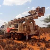 Xukuumada Somaliland Oo Riig Biyood Ka Dhagax Dhigtay Degmada Dhoqoshey,Oo Ka Tirsan Gobolka Togdheer.