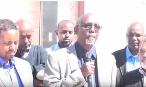 DAAWO: Suuq Cusub Oo Loo Helay Xoolaha Somaliland Ee Dibada Loo Iib Geyn Jiray