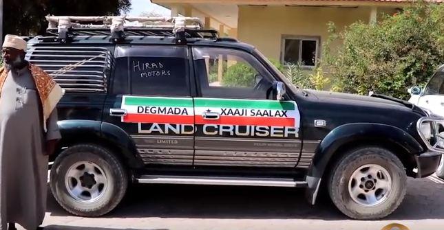 Daawo:Xukuumadda Somaliland Ayaa Gaadhi Ku Wareejisay Degmada Xaaji Saalax