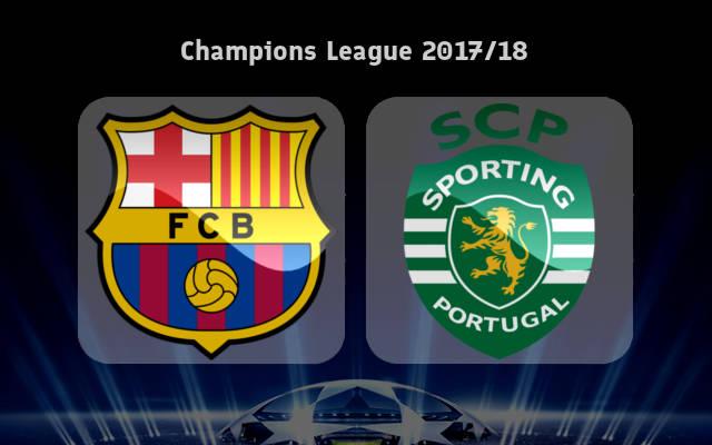 Hordhac: Barcelona vs Sporting Lisbon: Balaugrana Oo Kaliya U Ciyaareysa Iney Xaqiiqsato Booska Koowaad Ee Group-ka D.
