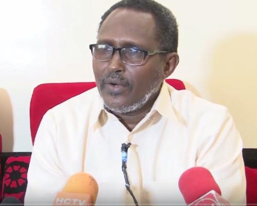 Daawo Muuqaal:-Guddoomiyaha Baanka Somaliland Oo Ka Hadlay Sida Ay Ku Jabinayaan Sicir Bararka Xadhkaha Goostay.