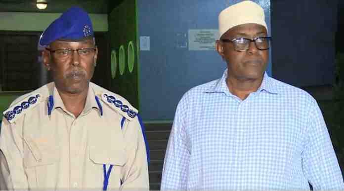 Somalia:-Wasaaradda amniga iyo Booliska oo beeniyay ciidamo inay la wareegeen Xarunta Golaha Shacabka