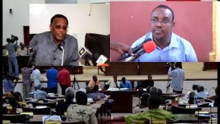 Daawo;Xildhibaanada Sool Iyo Sanaag Oo Guddoomiye Baashe Uga Tanaasulay Tartanka Guddoomiyaha Baarlamaanka Somaliland.