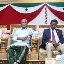 Hargaysa:-Madaxweyne Ku Xigeenka Somaliland Oo Kulan La Qaatay Haayadaha Madaxa Banaan Ee Somaliland,Fariin Culusna U Diray