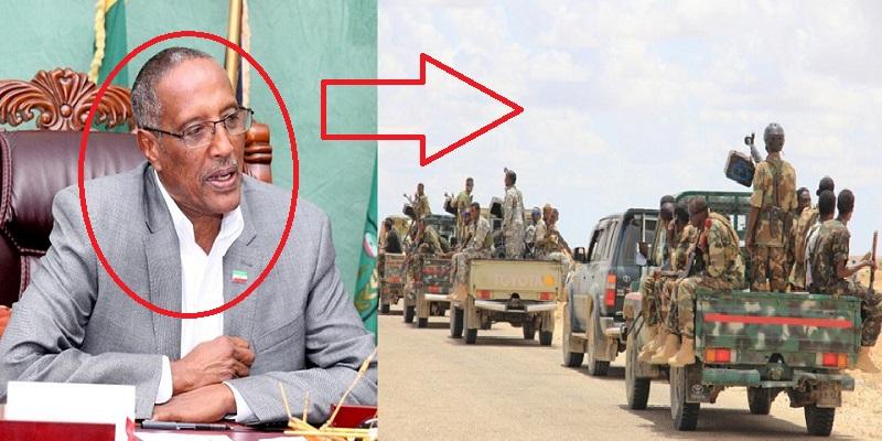 Saylac:-Madaxweynaha Somaliland Oo Hada Warbaahinta La Hadlay Iyo Halka Uu Warbaahinta Kala Hadlay+Maxaa Uu Ka Yidhi Arimaha Dagaalka Tuka-raq.