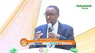 Daawo: Wasiirka Macdanta Somaliland oo  ka jawaabay Su'aalo ay ku Boobeen Aqoonyahan lagu so marti Qaaday Barnamijka Qanci Dadkaaga