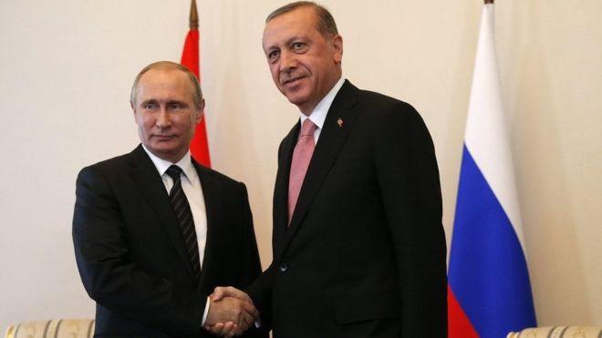 Madaxwayne Putin oo ka digey go'aankii Trump ee Qudus