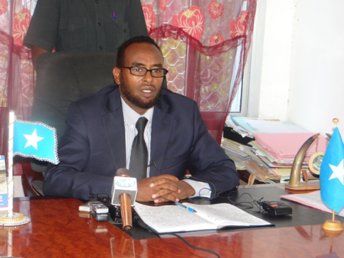 Daawo;Xeer Ilaaliyaha Guud Ee Somaliya Oo Ka Hadlay Ujeedada Heshiiskii Bada Ee Dhex Maray Somaliya Iyo Kenya