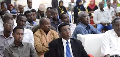 Daawo:Dr Siciid Ciise Oo Ku Dhawaaqay Musharaxnimadiisa Xilka Madaxwayne Ee Somaliya