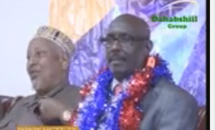 Daawo;Dr Maxamed Maxuud Culusow Oo Sheegay In uu Yahay Musharax Utartamaya Xilka Madaxweyne Somaliya