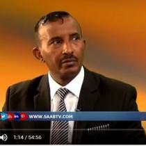 Daawo:Full Barnaamij Gaara Oo Ku Saabsan Waraysi Laga Qaaday Afhayeenka Madaxtooyada Somaliland Iyo Arimo Mihiima Oo Ku Ladhan Waraysigiisa