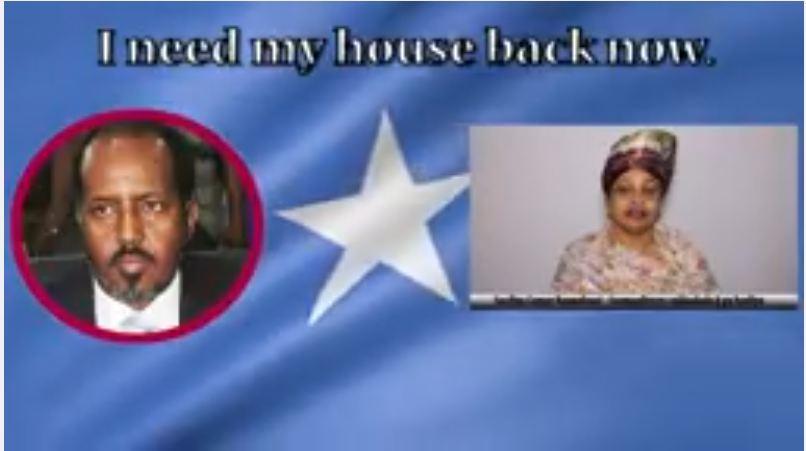 Daawo:Marwo uu Madaweynaha Somaliya Hassan Sheekh Aqalkeedii ka qaatay oo Luqada Englishka ah ugu Jawaabtay Balse Maxay tIdhi?