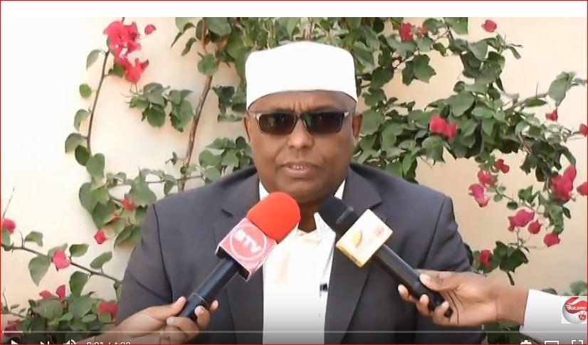DAAWO Wasiirkii Hore Ee Qorshaynta Qaranka Somaliland Oo Ka Dareen Celiyey Sababta Loogu Dari Waayey Wasiirada Cusub.