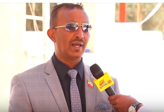 DAAWO Afhayeenka Madaxtooyada Somaliland Oo Ka Warbixiyay Qaban Qaabada Xaflada Xil Wareejinta Madaxweynaha Somaliland.