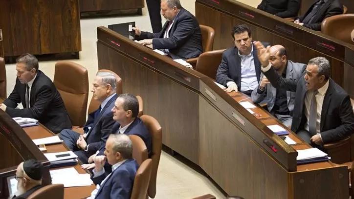 Xubnaha Carabta ee ku jira baarlamaanka Israel oo wacad ku maray inay dacweyaan Netanyahu'