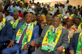 Daawo:-Madaxweynaha Somaliland Oo Khudbad Uu Ka Jeediyay Daahfurka Buuga Barnaamijka KULMIYE Fariin Ugu Direy Saddexda Xisbi Qaran, Kana Shekeeyay Shaqsiyada Muuse Biixi Cabdi.