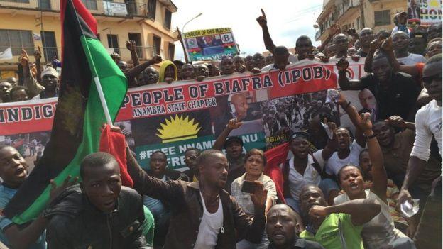 50-guurada dagaalkii Biafra ee Nigeria