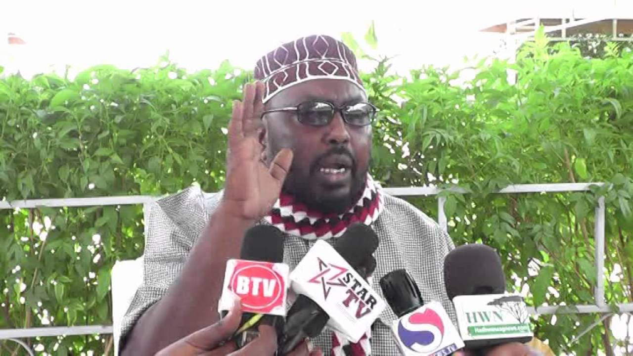 Hargeisa:- Siyaasi Cabdiqaadir Obsiiye Oo Ku Baaqay In Dadka Fidnada Gobolka Sanaag Kiciya Halkooda Lagu Toogto.