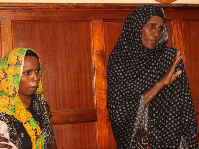 Haween lala xiriiriyay Shabaab oo ka soo muuqday maxkamad ku taal dalka Kenya