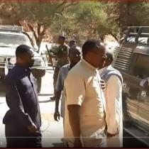 Daawo:Wafti U Hogaaminayo Wasiirka Biyaha Somaliland Oo Gaadhay Magaalada Berbera Iyo U Jeedada Socdaalkoda