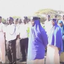 Daawo;Taliye Ku Xigeenka Ciidanka Policeka Somaliland Oo Kormeer Shaqo Ku Tagay Gobolka Gebilay Iyo Shacabka Oo Uu Fariin U Diray.