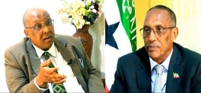 Hargeysa: Nuxurka Waraysi Xasaasi ah oo Weriye Cabdisalaan Hereri la yeeshay Madaxweynaha Somaliland