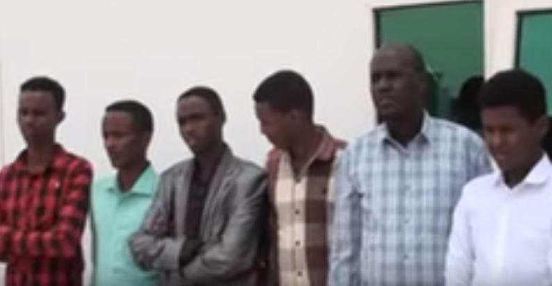 Daawo: Qaarkamida Suxufiyiinta Gobolka Togdheer oo si adag u Cambaareyey Xadhiga Weriye Mukhtar Nux Ibrahin oo Dawlada Itobiya u Xidhan Fariina u Diray Xukumad Somaliland