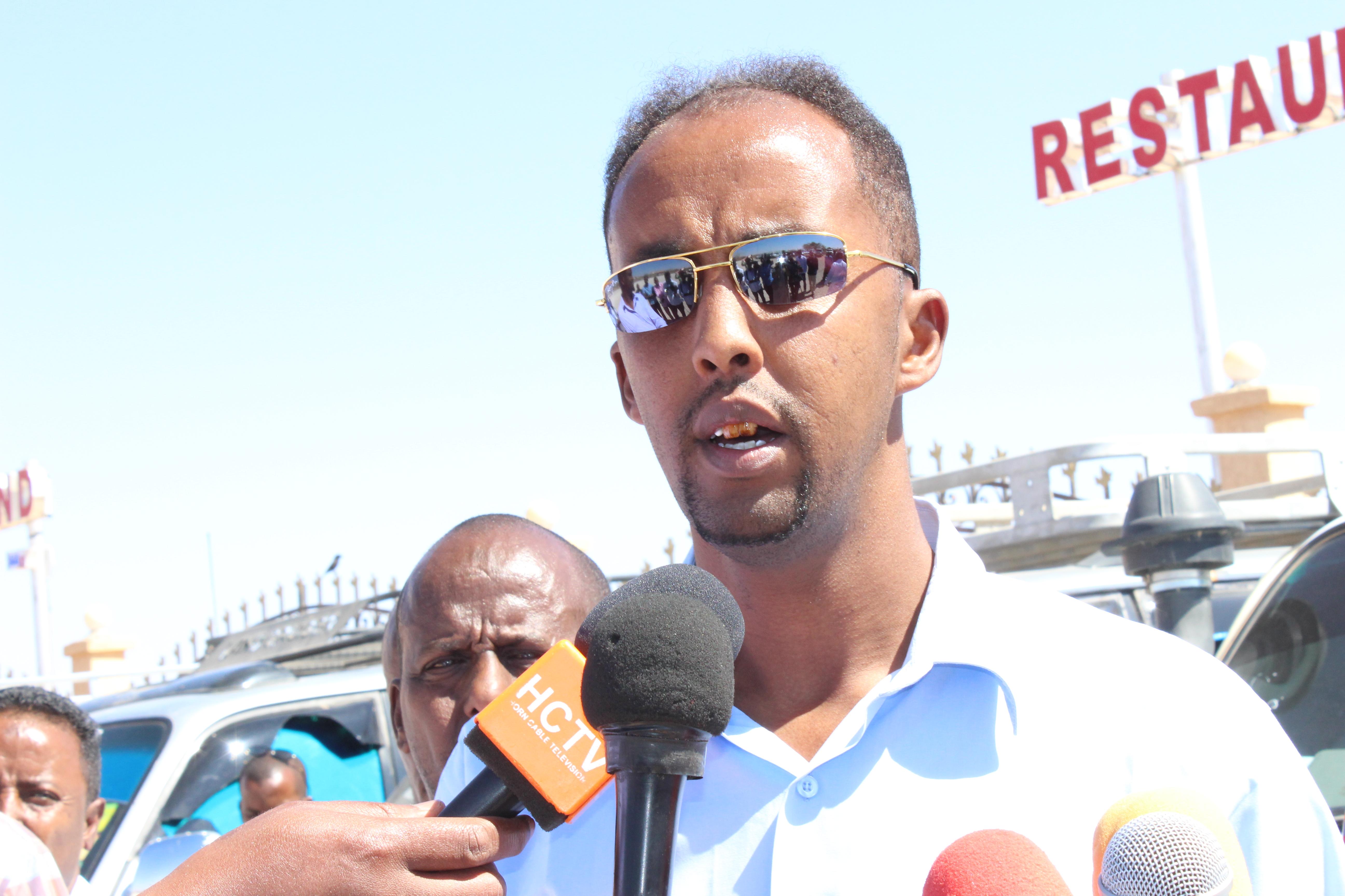 Daawo:Gudoomiyaha Shirkada Group Oo Hanjabaad Balaadhan U Diray Wasiirka Wasaarda Macdanta Io Tamarta Somaliland
