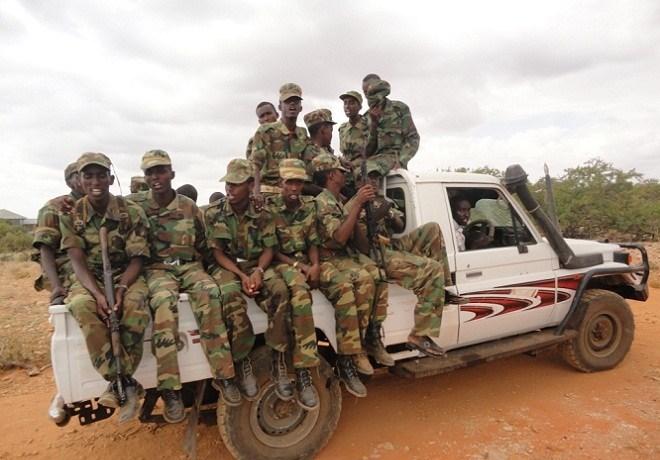Saameyn intee la eg ayaa ka dhalan karta Saadka laga joojiyay ciidamada militariga Soomaaliya +Sababta.