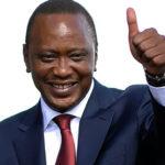 Uhuru Kenyatta Oo Mar Kale Ku Guuleystay Doorashada Madaxweynaha Kenya