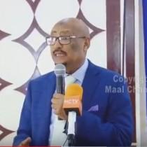 Hargaysa:Gudoomiyaha Xisbiga Ucid Maxuu Ka Yidhi Xidhiidhka Dawlada Somaliland Iyo Qaramada Midoobay