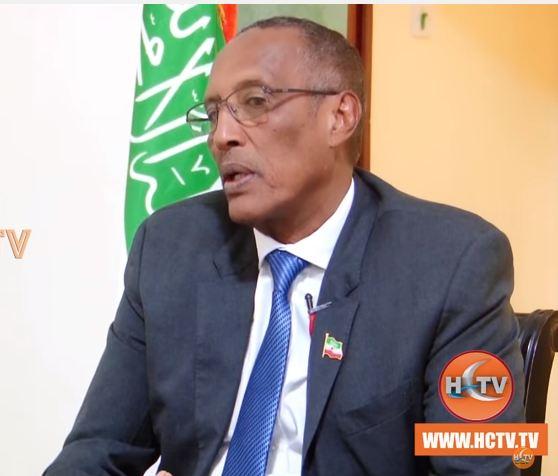 Daawo: Madaxweynaha Somaliland oo Waraysi Siiyey HCTV kana Warramay Xaaladda ay Kicisay Dhawaaqyadii Dawladda Somalia