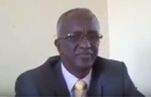 """Daawo;""""Madaxda Somaliland Ee Maxamuud Xaashi Ugu Horeeyo Waa Dilaaliin Saldhiga Millatarina Xamar Ayaa Laga Saxeexaya""""Siciid Cilmi Rooble"""