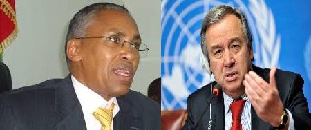 Xukuumadda Oo Ka Jawaabtay Walaacii Xoghayaha Guud Ee Qaramada Midoobay Ka Muujiyay Geedi Socodka Doorashooyinka Somaliland