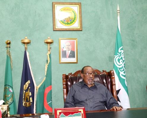 Daawo:Madaxweynaha Somaliland Oo La Hadlay Shacabkiisa Uguna Baaqay in La Qaato Khaadka Codbixinta Dooroshada Madaxtooyada.
