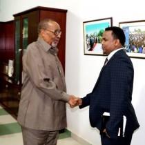 Daawo;lGudoomiyaha Shaqalaha Somaliland Oo Kulan La Qaatay Madaxweynaha Iyo Go'aamo ka Soo Baxeen Ka Soo Baxay Kulanka.