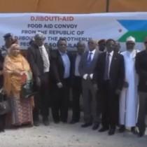Daawo;Dawlada Jabouti Oo Ka Damqatay Dadka Abaartu Ku Hayso Somaliland Oo Gudida Abaarahana Ku Wareejisay Gurmadkii U Horeeyay