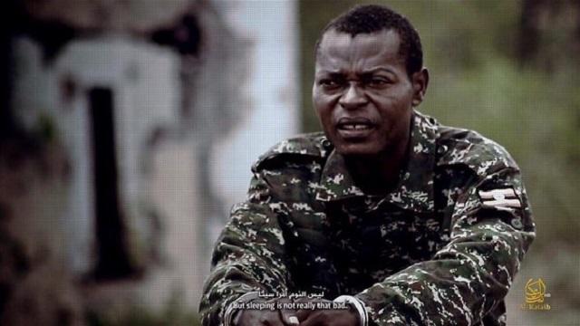 War Deg Deg:Al-Shabaab oo khaarijisay askari maxbuus ahaa oo ka tirsanaa ciidamada AMISOM (Daawo Sawirro)