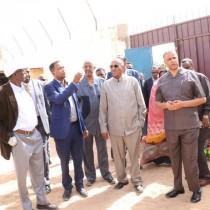Daawo:Wefti Ka Socda Xukuumada Somaliland Iyo Xisbiga KULMIYE Oo Kormeeray Xabsiga Weyn Iyo Cusbataalka Guud Ee Gobolka Togdheer.