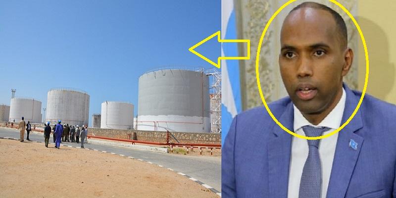 Somalia:- Fadeexad Horleh Raysal Wasaaraha Somaliya Oo Saami Ku Leh Haamaha Shidaalka Berbera.