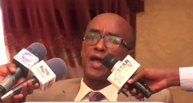 Daawo: Muxuu ka yidhi Xilkaqadistii lagu Sameeyey Wasirki Hore Biyaha Somaliland