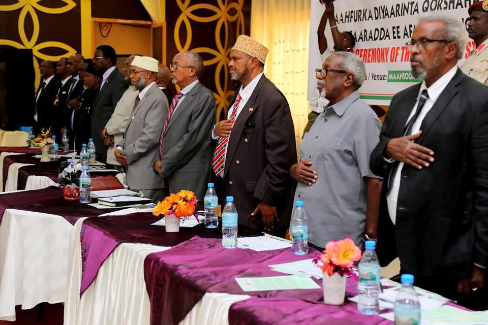 Hargeisa:- Madaxweyne-ku-xigeenka Somaliland Oo Daah-furay Qorshaha Afarta Sano Ee Socda Ay Yeelan Doonto Wasaaradda Xidhiidhka Goleyaasha iyo Arrimaha Distoorka.