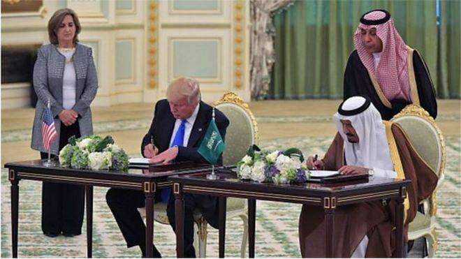 Maraykan:-Trump oo ka badbaaday waji-gabax diblomaasiyadeed oo ku saabsan colaadda Yaman